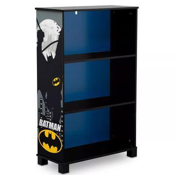Delta Children DC Comics™ Batman Deluxe 3-Shelf Bookcase in Black