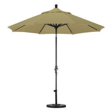 California Umbrella 9' Patio Umbrella in Heather Beige