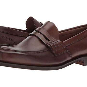Church's Pembrey Loafer (Cognac) Men's Shoes