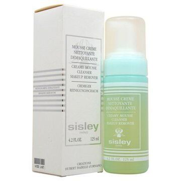 Botanical Creamy Mousse Cleanser by Sisley for Unisex - 4.2 oz Mousse Cleanser