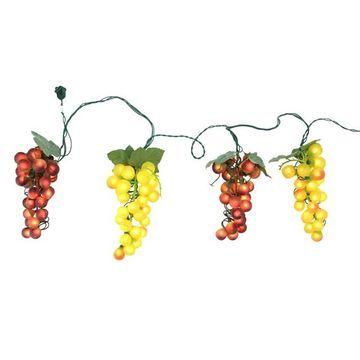 Northlight Tuscan Winery Grape Novelty Christmas Lights
