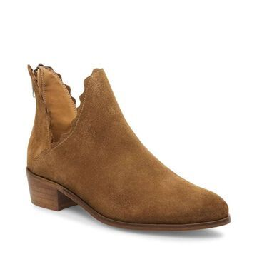 Steven by Steve Madden Womens Utah Leather Closed Toe Ankle Chelsea Boots