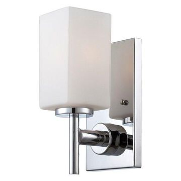 Designers Fountain 6731 Dakota 1 Light Bathroom Sconce