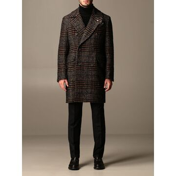 Manuel Ritz Classic Double-breasted Coat