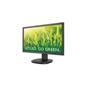 ViewSonic VG2239M-LED 22'' Widescreen LED Backlit LCD Monitor - 20,000,000:1 (DC), 1920x1080, 5ms, DVI