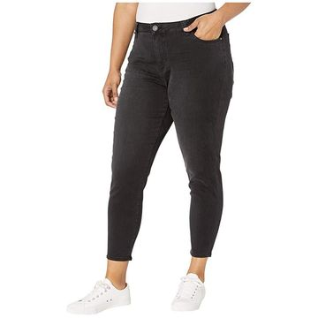 KUT from the Kloth Plus Size Donna High-Rise Ankle Skinny in Realization (Realization) Women's Jeans