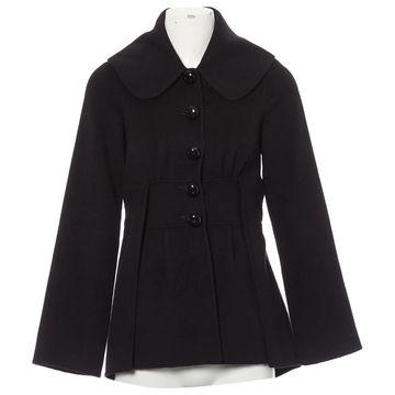 Temperley London Black Wool Jackets