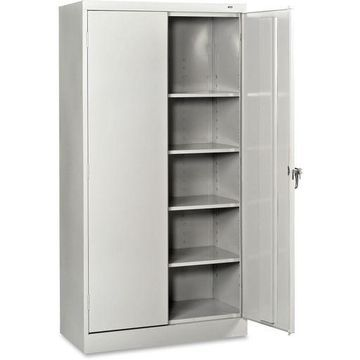 ''TENNSCO 72'''' High Standard Cabinet 36w x 24d x 72h Light Gray 1480LGY''