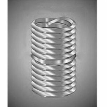 Recoil 15143MA Tanged Screw-Locking Coil Threaded Insert, M14 x 2 Metric Coarse, 1.5D/21 mm Length, 304 SST (50 PK)