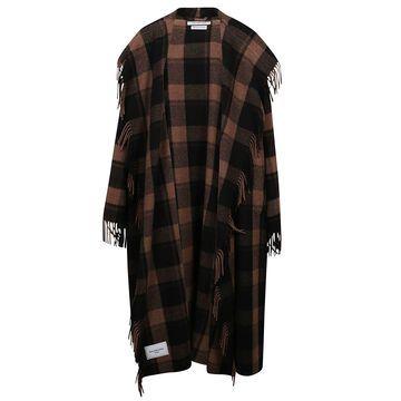 Balenciaga Blanket Coat