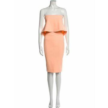 Skirt Set Orange