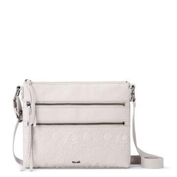 The Sak Reseda Embossed Crossbody Bag