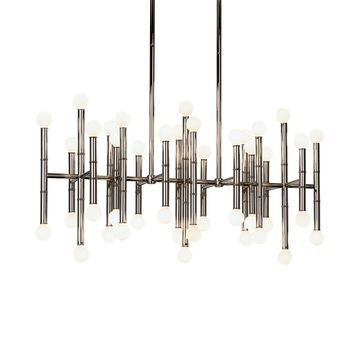 Meurice 42-Light Chandelier