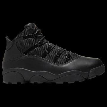 Jordan Mens Jordan 6 Rings Winterized - Mens Basketball Shoes Black/Rustic Size 9.5