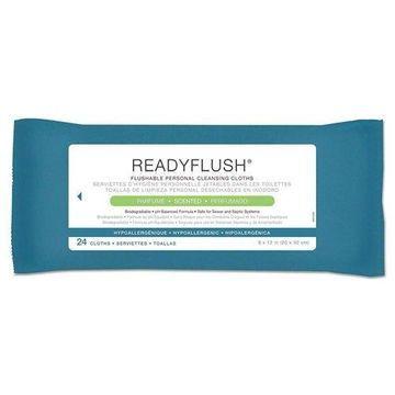Medline ReadyFlush Biodegradable Flushable Wipes