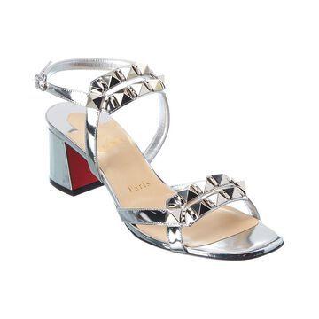 Christian Louboutin Galerietta Leather Sandal