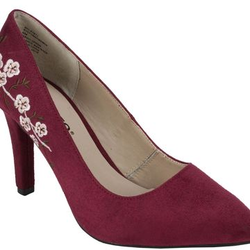 Rialto Heeled Dress Shoes - Mackenna