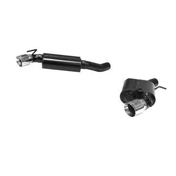 Flowmaster 817744 Axle-back System - Dual Rear Exit - American Thunder - Mod/Agg Sound