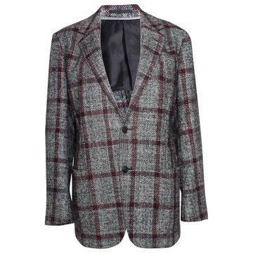 Z Zegna Multicolour Wool Jackets
