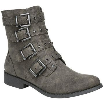 Fergalicious Women's March Buckle Boot Collection