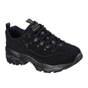 Skechers D'Lites - Play On Womens Sneakers