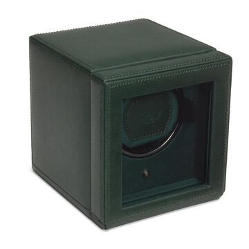 WOLF Green Cub Single Winder with Cover