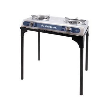 Stansport Gourmet Propane Stove With Stand