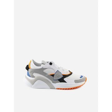 Philippe Model Eze Multicolor Leather Sneakers