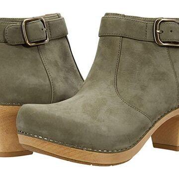 Dansko Autumn (Sage Nubuck) Women's Shoes