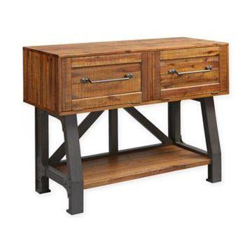 INK+IVY Lancaster Sideboard in Amber