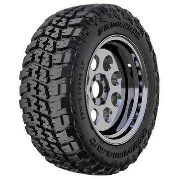 Federal Couragia M/T 35X12.50R17 E/10PR WL (1 Tires)