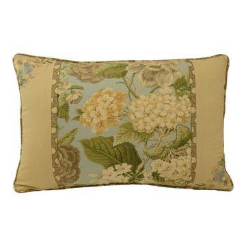 Waverly Garden Glory Throw Pillow
