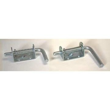 Buyers Products 3ULU5 1/2 In Spring Latch Assembly, Zinc