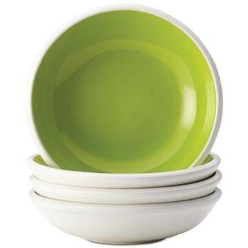 Rachael Ray Rise Green Set of 4 Fruit Bowls