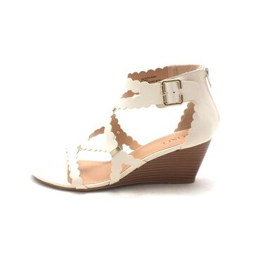 XOXO Womens Scottie Open Toe Casual Strappy Sandals