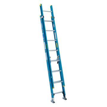 Werner D6016-2 16 ft. Fiberglass Extension Ladder