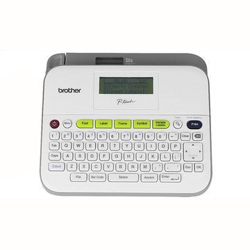 Brother P-Touch Compact Label Maker, PTD400