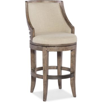 Hooker Furniture Dining Room Lainey Transitional Barstool