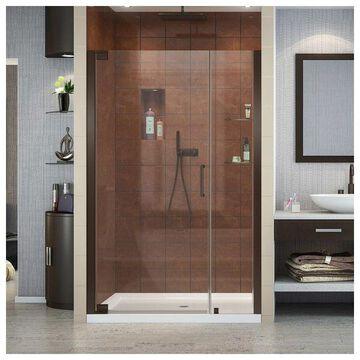 DreamLine Elegance Frameless Pivot Shower Door, SHDR-4142720-06