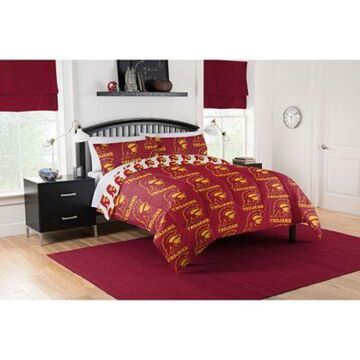 University of Southern California Trojans 5-Piece Queen Bed in a Bag Comforter Set Multi