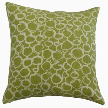 The Pillow Collection Velisa Geometric Decorative Throw Pillow