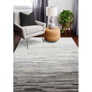 Bashian Lance Contemporary Striped Area Rug