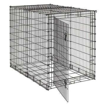 Midwest Big Dog Crate, Black, 54