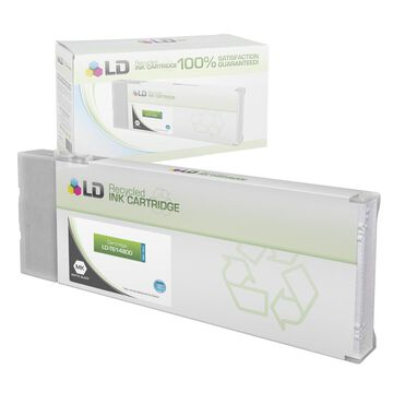 LD Remanufactured High Yield 220ml Matte Black Ink for Epson T614800