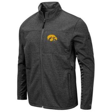 Colosseum Men's Iowa Hawkeyes Bumblebee Jacket