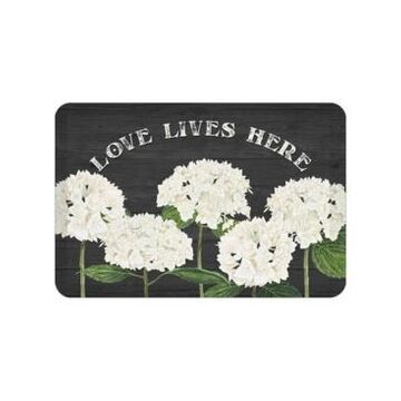 Laural Home Simple Beauty Kitchen Mat