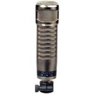 Electro-Voice RE27N/D Cardioid Variable-D Dynamic N/DYM Voiceover/Instrument Microphone with Internal Pop Filter, 45Hz-20000Hz, 150 Ohms Impedance