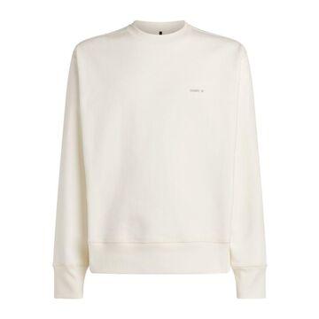 Oamc Back Patch Sweatshirt