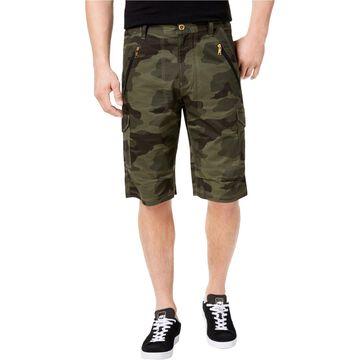 Sean John Mens Flight Casual Cargo Shorts