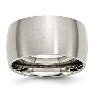 Chisel Stainless Steel 12mm Brushed Band (9)